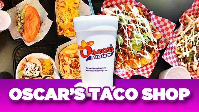 Oscar's Taco Shop | Southern California Mexican Food